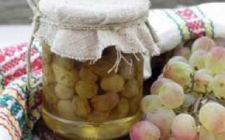 10 крутых рецептов варенья из винограда с косточками и без