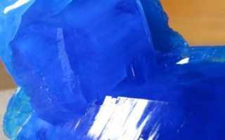 Как выращивать монокристалл из медного купороса?