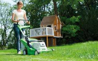 Как не ошибиться при выборе газонокосилки