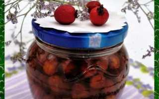Заготовка боярышника на зиму: ингредиенты, рецепты