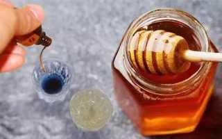 Как проверить мед натуральный или нет в домашних условиях, проверка меда