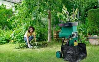 Измельчитель садовый электрический как выбрать лучший шредер для переработки мусора на даче