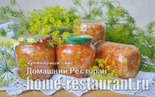 Как заготовить кабачки на зиму: интересные рецепты