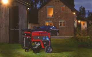 Выбираем генератор для дачи. Какой генератор лучше купить